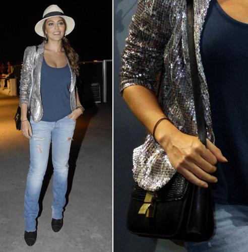 Outro modelo da Céline que faz sucesso entre as famosas é a