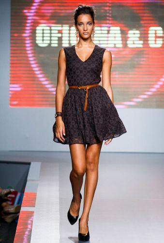 A Oficina & Co apresenta coleção para o Inverno 2012 durante o segundo dia de Mega Polo Moda. O evento é realizado pelo famoso shopping atacadista do Brás, bairro de São Paulo conhecido pelas lojas de moda popular (28/02/2012)