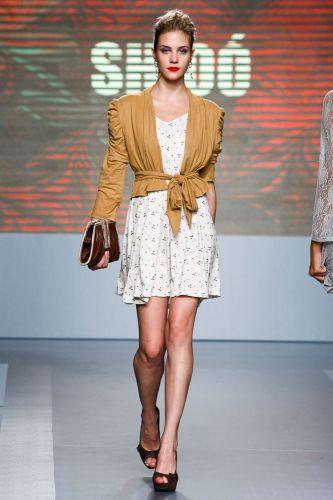 A Shioó apresenta coleção para o Inverno 2012 durante o segundo dia de Mega Polo Moda. O evento é realizado pelo famoso shopping atacadista do Brás, bairro de São Paulo conhecido pelas lojas de moda popular (28/02/2012)