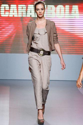 A Carmbola apresenta coleção para o Inverno 2012 durante o terceiro dia de Mega Polo Moda. O evento é realizado pelo famoso shopping atacadista do Brás, bairro de São Paulo conhecido pelas lojas de moda popular (29/02/2012)
