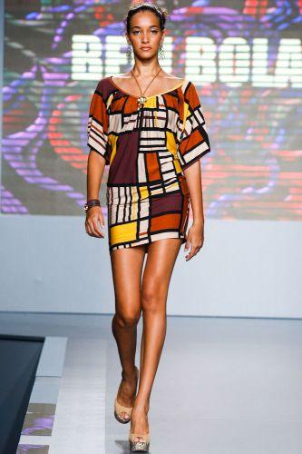 A Bem Bolado apresenta coleção para o Inverno 2012 durante o terceiro dia de Mega Polo Moda. O evento é realizado pelo famoso shopping atacadista do Brás, bairro de São Paulo conhecido pelas lojas de moda popular (29/02/2012)