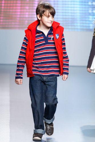 A Markas Kids apresenta coleção para o Inverno 2012 durante o terceiro dia de Mega Polo Moda. O evento é realizado pelo famoso shopping atacadista do Brás, bairro de São Paulo conhecido pelas lojas de moda popular (29/02/2012)