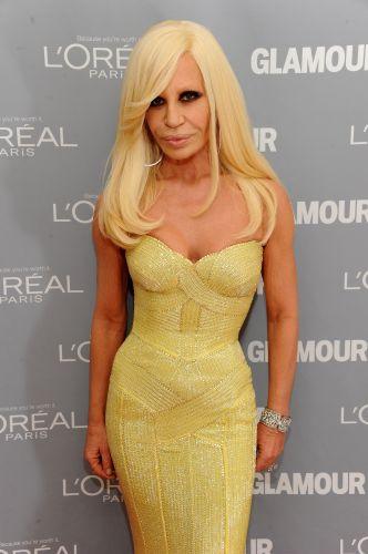 Donatella Versace acredita que
