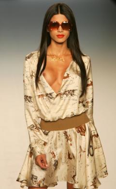 Raica Oliveira - Moda - UOL Mulher 21926d225a38a