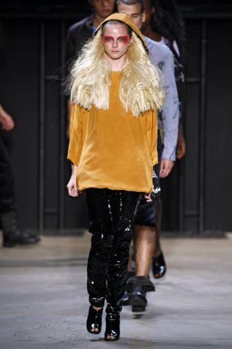 Dobra apresenta coleção para o Inverno 2011 em desfile do concurso Rio Moda Hype, no primeiro dia de Fashion Rio (10/01/2011)