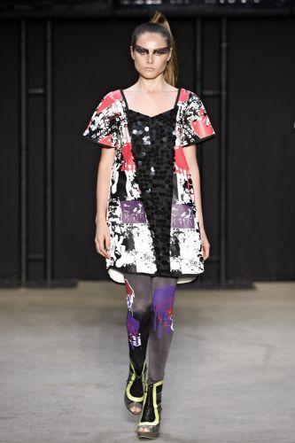Blash apresenta coleção para o Inverno 2011 em desfile do concurso Rio Moda Hype, no primeiro dia de Fashion Rio (10/01/2011)