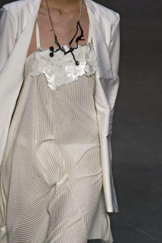 Julia Valle apresenta coleção para o Inverno 2011 em desfile do concurso Rio Moda Hype, no primeiro dia de Fashion Rio (10/01/2011)