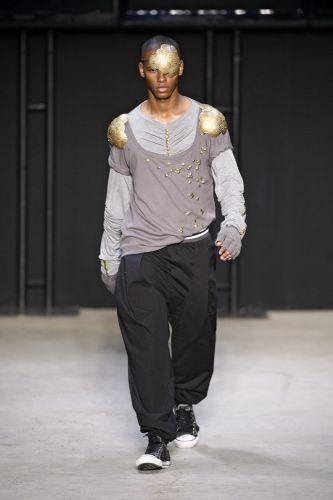 Soddi apresenta coleção para o Inverno 2011 em desfile do concurso Rio Moda Hype, no primeiro dia de Fashion Rio (10/01/2011)