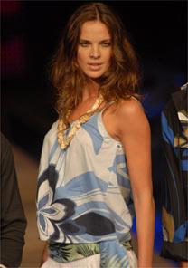 Letícia Birkheuer e moda carioca fecham segundo dia do Fashion Rio - Publius Vergilius/UOL