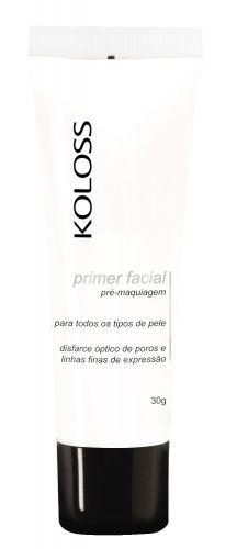 A marca Koloss entra no mercado de maquiagens e lança seu primer facial, produto que deve ser usado antes da base para disfarçar poros abertos e linhas finas. Preço sugerido: R$14,00. SAC (14) 3621 5877