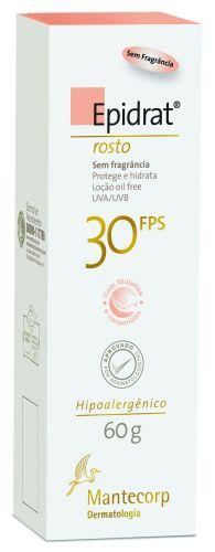 O Epidrat Rosto, da Mantecorp, é uma das escolhas dos dermatologistas para hidratar e proteger do sol. Preço sugerido: R$ 39,51. SAC 08000 -117788