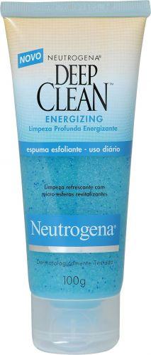O Deep Clean Energizing, da Neutrogena, é um gel de limpeza recomendado pelos darmatologistas para as peles mistas e oleosas. Preço sugerido: R$ 19,90. SAC 0800-7036363