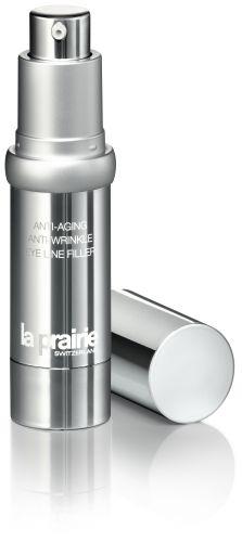 La Prairie Anti-Aging Anti-Wrinkle Eye Line Filler - A marca promete uma alternativa aos procedimentos injetáveis, proporcionando um efeito de preenchimento e lifting instantâneo. O resultado na prática é menos linhas finas e rugas na região dos olhos, o que só é possível graças a uma nova tecnologia