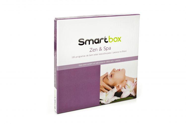 Uma opção diferente para presentear as mães que precisam de uma dose extra de relaxamento é a caixa Smartbox Zen & Spa, que possui 185 opções de atividades, como terapia de pedras quentes, banho de ofurô, sessão de pilates e outros. Cada caixa dá direito a um tratamento. Preço sugerido: R$ 119,00. SAC: (11) 3284-4053