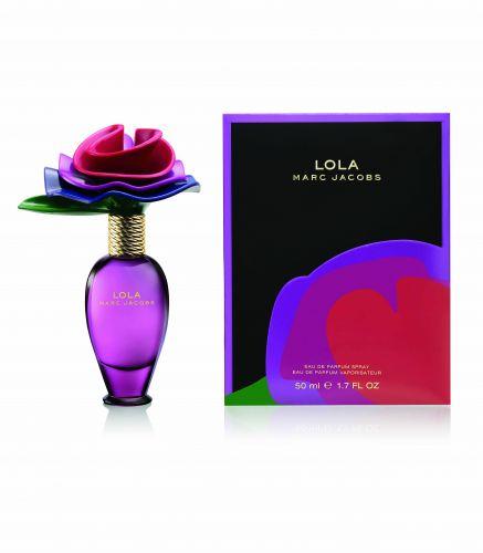 Lola, o novo perfume de Marc Jacobs, é uma fragrância sexy e divertida com notas de baunilha, cumaru e musk cremoso. Os preços variam de R$ 278 (50ml) e R$ 359 (100 ml). SAC: 0800 772 55 00