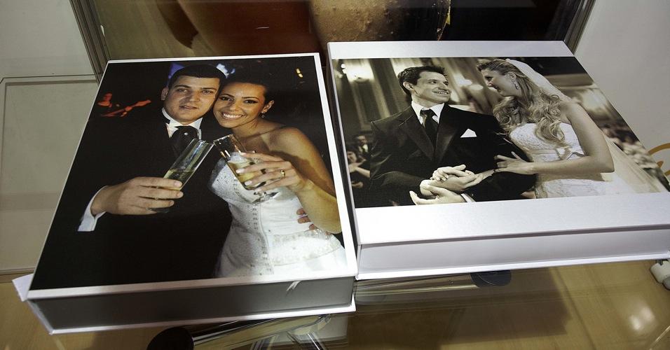 Modelo escolhido por Cristiane do Carmo Lima, 23, que está com o casamento marcado para julho