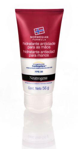 PARA COTOVELOS E MÃOSO creme hidratante Hand Cream promete duração de 17 horas; R$ 21,07, da Neutrogena (SAC 0800 7036363)Preços pesquisados em julho de 2011 e sujeitos a alterações