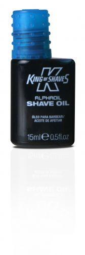 BARBAAlphaoilKing of ShavesÓleo para barbear com mentol refrescante, ideal paraquem não curte espuma. É multifuncional e atua emtodas as fases do barbear: lubrifica e prepara a pele,permite a visualização total da área evitando cortese, hidrata e amaciam o rosto, agindo como um pós-barba com ação cicatrizante. Preço sugerido: R$ 20(Tel.: 0800-7099440)