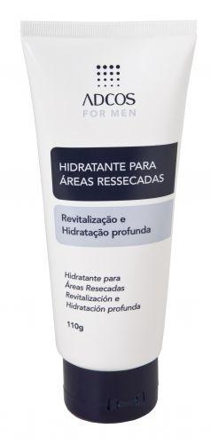 O Hidratante For Men é recomendado para áreas ressecadas como cotovelos, joelhos e pés, R$ 54; na Adcos. (Tel.: 0800-7221123)