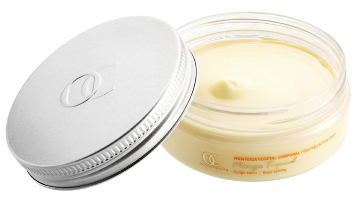 Manteiga hidratante de manga; R$28, na Cadiveu (Tel.: 11 5078-6897)