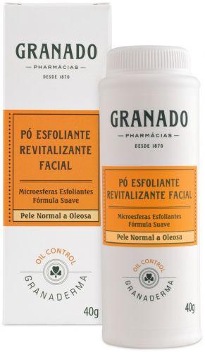 Junho 09: O Pó Esfoliante Revitalizante Facial, da Granado, promete remover o excesso de oleosidade da pele, fazendo uma leve esfoliação. O produto traz óleo essencial de alecrim em sua fórmula. Preço sguerido: R$ 26,50; SAC 0800-9406730