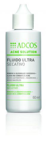 Junho 09: O Fluido Ultra Secativo Acne Solution, da Adcos, promete promover a renovação da pele, melhorando a textura. O produto possui ação anti-inflamatória e também pretende combater o aparecimento de cravos e espinhas. Preço sugerido: R$ 65. SAC 0800-7221123
