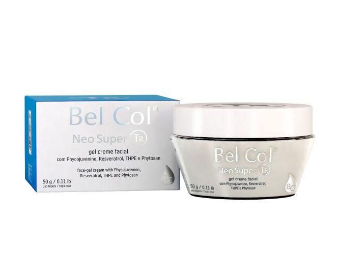 Setembro 2009: O creme Neo Super-Tr, da Bel Col, promete estimular as células tronco da pele e promover a regeneração epidérmica. Preço sugerido: .SAC: