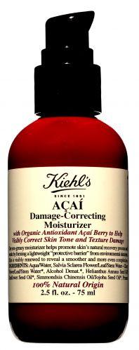 Açaí Damage-Correcting Moisturizer, Kiehl's - O fabricante investiu na combinação de antioxidantes e ácidos graxos encontrados no açaí para desenvolver este hidratante, que ajuda a reparar os danos causados pelo estresse ambiental oxidativo ao tom e à textura da pele. Preço sugerido: R$ 195,00. SAC: 0800 722 8883