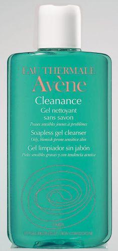 Para mulheres de pele oleosaCleanance Gel Avène, R$ 84,53. Este gel de limpeza facial é perfeito para peles com excesso de oleosidade, pois remove de maneira delicada as impurezas da pele com tendência à acne e ameniza o aspecto brilhante. Além disso, contém água termal Àvene, que tem propriedades antiinflamatórias, essenciais para prevenir irritações. SAC: 0800-7021037