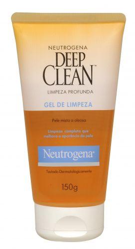 Para homensDeep Clean Gel de Limpeza, Neutrogena, R$ 19,90. Possui ingredientes suaves que limpam profundamente, sem agredir a pele. Além disso, contém agente condicionante e ácido salicílico na fórmula, que esfoliam a camada córnea, contribuindo para que células novas e saudáveis venham à superfície. SAC: 0800-7036363