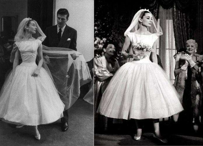 Audrey Hepburn, no musical