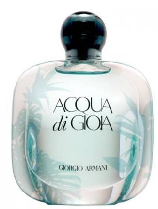 Acqua di Gioia, Giorgio Armani - Tem notas de limão siciliano e pimenta rosa e é uma versão mais leve e fresca do perfume homônimo. Preço sugerido: R$ 99. SAC: 0800 701 7323Preços pesquisados em novembro de 2011 e sujeitos a alterações