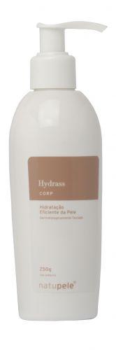 Hydrass Corp, Natupele - Contém ureia e é indicado para peles bastante ressecadas. Preço sugerido: R$ 45,60. SAC (62) 3088 4950