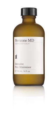 Intensive Pore Minimizer, Dr. Perricone. Originalmente desenvolvido para uso pessoal do Dr. Perricone, este produto promete tratar as causas dos poros dilatados, e não apenas os sintomas, fazendo com que a pele fique mais saudável e luminosa. Está disponível na loja virtual da importadora Classy Brands e na Sack's. Preço sugerido: R$ 196. SAC: (11) 3078-0848Preços pesquisados em outubro de 2011 e sujeitos a alteração