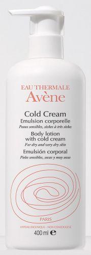 Cold Cream Emulsão Corporal Avène - Indicado para todas as idades, o produto promete ter elevado poder de hidratação, promovendo suavidade e proteção à pele. Preço sugerido: R$ 140,40. SAC: 0800 702 10 37