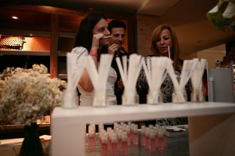 O Spicy Wedding Day surgiu há três anos e é realizado uma vez por mês, em São Paulo para apresentar as novidades no setor casamenteiro a casais interessados em organizar a sua cerimônia (18/11/2010)