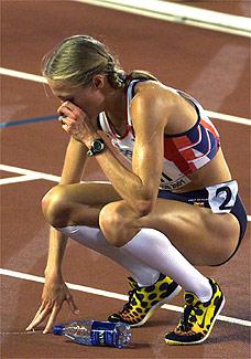 Quem passa por treinamento intensivo de resistência têm um metabolismo muscular mais acelerado - Reuters