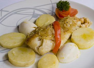 Bacalhau é um dos pratos portugueses mais populares no Brasil