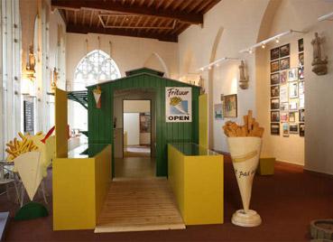 Museu da batata frita: belgas reivindicam autoria da invenção do prato - BBC