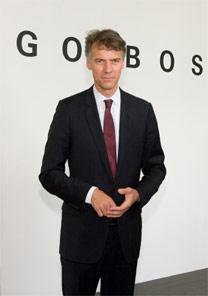 Claus Dietrich Lahrs, o novo diretor da grife Hugo Boss