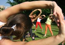 OMS recomenda prática de atividades físicas - Bruno Miranda/ Folha Imagem