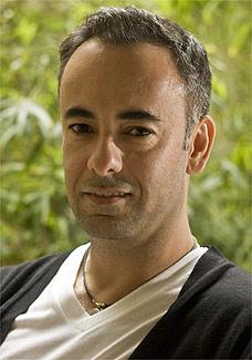 O estilista brasileiro Francisco Costa, diretor artístico da Calvin Klein