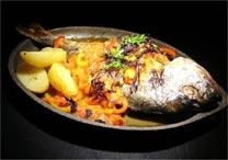 Pescado preparado pelo chef Alejandro Calpavo está entre os pratos apresentados no festival - Divulgação
