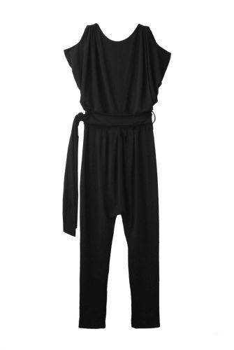 FERNANDA LIMAMacacão saruel com faixa na cintura; R$ 139, da Gisele Bündchen para a C&A (Tel.: 2131-0004)