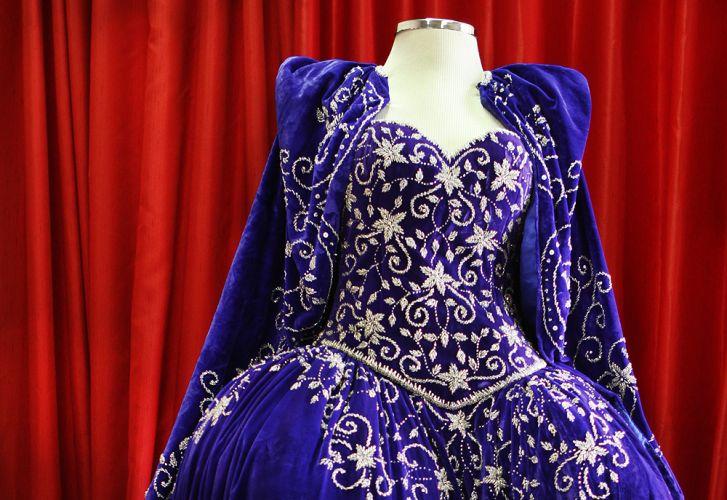 No século 18, apenas a realeza podia usar vestidos com corServiçoMostra Moda NoivaAté 8 de maioFashion Noivas - Rua São Caetano, 185Entrada gratuita