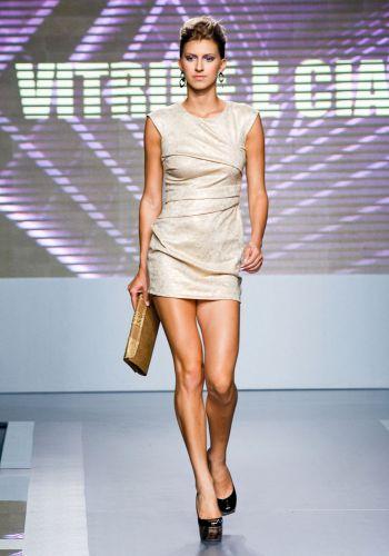 A Vitrine e Cia apresenta coleção para o Inverno 2012 durante o segundo dia de Mega Polo Moda. O evento é realizado pelo famoso shopping atacadista do Brás, bairro de São Paulo conhecido pelas lojas de moda popular (28/02/2012)