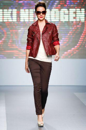 A Seiki Nitrogen apresenta coleção para o Inverno 2012 durante o segundo dia de Mega Polo Moda. O evento é realizado pelo famoso shopping atacadista do Brás, bairro de São Paulo conhecido pelas lojas de moda popular (28/02/2012)