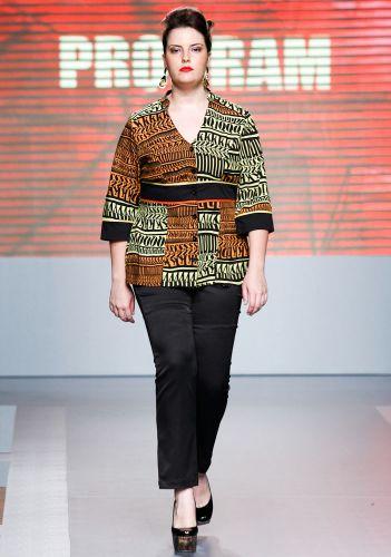 A Program apresenta coleção para o Inverno 2012 durante o segundo dia de Mega Polo Moda. O evento é realizado pelo famoso shopping atacadista do Brás, bairro de São Paulo conhecido pelas lojas de moda popular (28/02/2012)