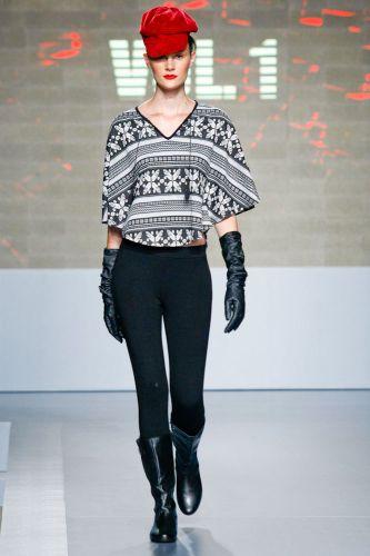 A Vol. 1 apresenta coleção para o Inverno 2012 durante o segundo dia de Mega Polo Moda. O evento é realizado pelo famoso shopping atacadista do Brás, bairro de São Paulo conhecido pelas lojas de moda popular (28/02/2012)