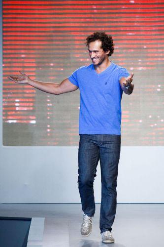 O ator português Paulo Rocha, de